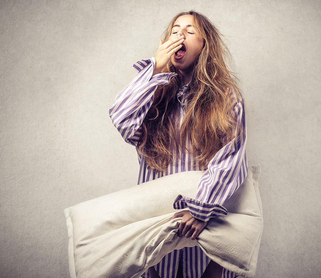 Женщина утром картинки прикольные растрепанная
